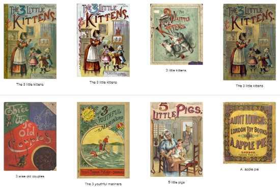 Children's literature and books