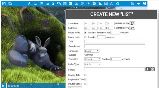 Create Interactive Videos Online with Hotspots, Polls, Slides Luma One