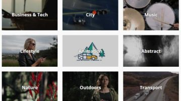 Download Free HD Videos from Envato for Commercial Use