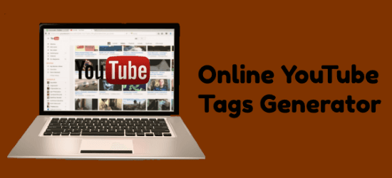 Free YouTube Tags Generator