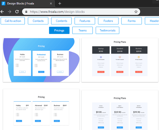 5 Free Online Bootstrap Builder to Create Webpages