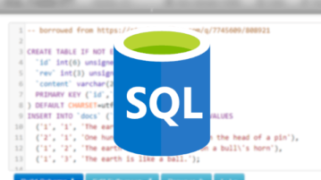 Generate SQL Data Online with these Free Test Data Generator Websites