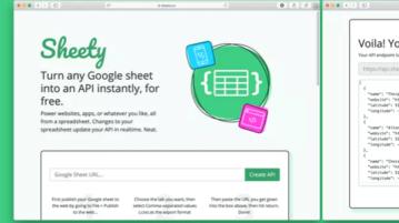 How to Convert Google Sheet into API to Retrieve Data Dynamically