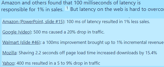 How to Improve Site Speed by Preloading Pages Before User Clicks on Them