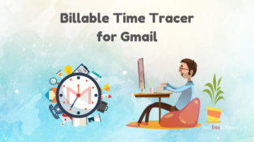 Free Billable Time Tracker for Gmail: ByteScout