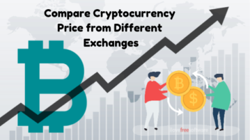 4 Websites for Cryptocurrency Price Comparison from Different Exchanges