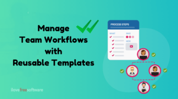 Create Recurring Team Workflows with Reusable Templates