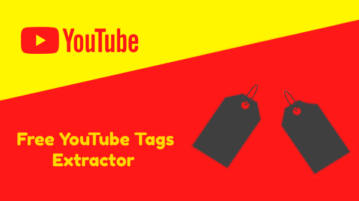 free YouTube Tags Extractors