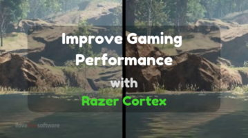 Get Better Gaming Performance with this Free System Booster by Razer