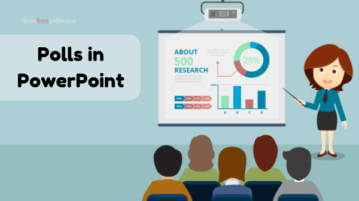 How to Add Polls in PowerPoint for Live Audience Interaction