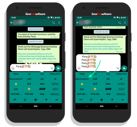 free open source programmable keyboard for Android