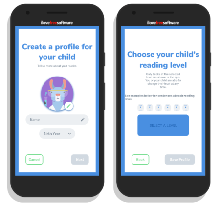 reading practice android app