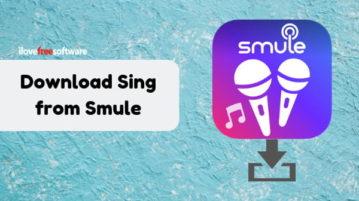 3 Online Smule Downloader Websites Free