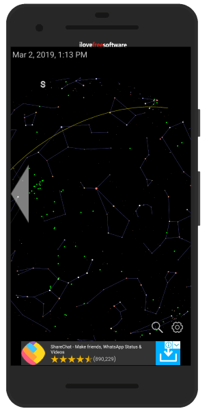 Astronomy App for Android