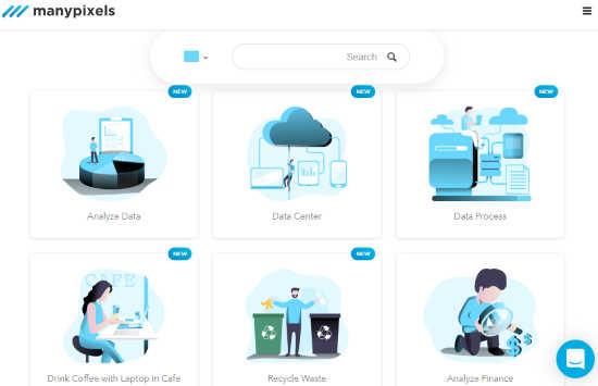 Download Free SVG Illustrations