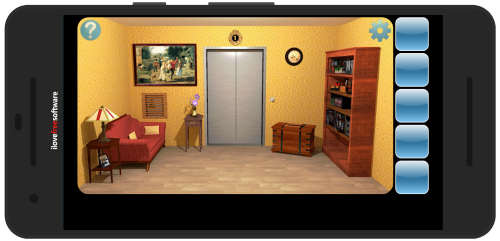 Escape Room Game Android App