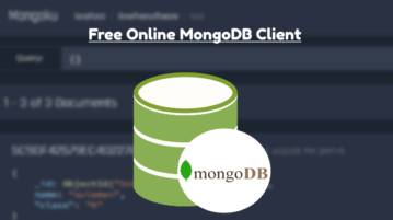 Free Online MongoDB Client