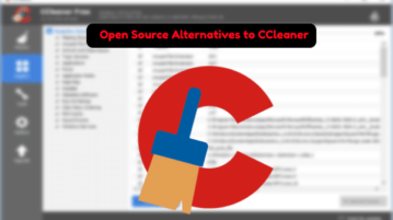 Free Open Source Alternatives to CCleaner for Windows