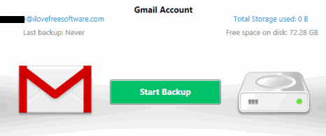 How to backup Gmail Emails on MAC