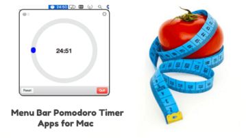 Menu Bar Pomodoro Timer Apps for Mac