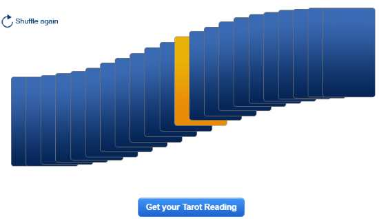10 Online Tarot Card Game Free Websites