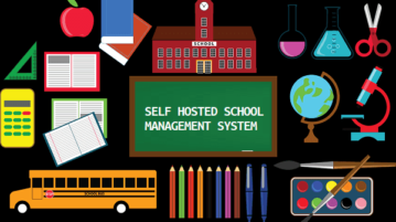 Self Hosted Student Information System for School Management