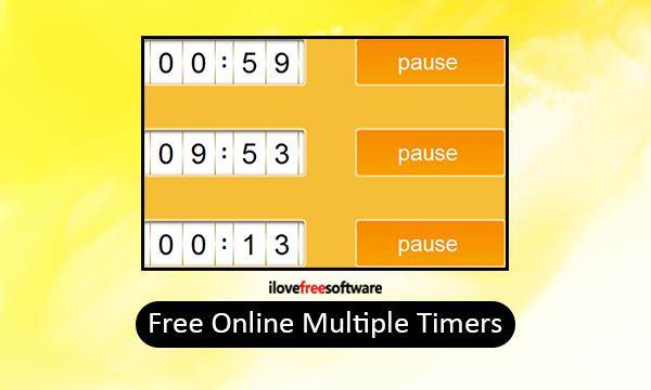 Online for free timers 10 Minute