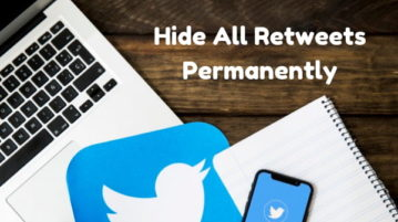 How to Hide All Retweets in Twitter App on Android