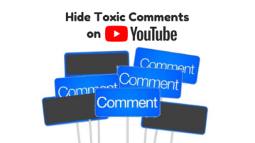 How to Make YouTube Comments Kids Friendly?