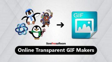 online transparent gif makers