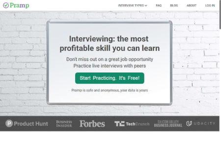 online interview practice