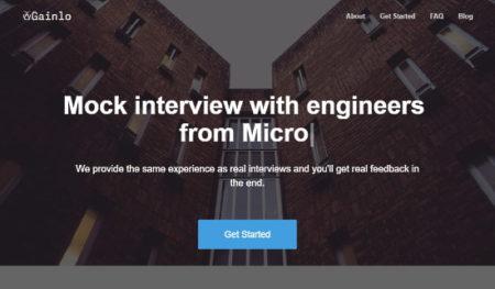 mock interview online