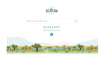 search engine that plans trees