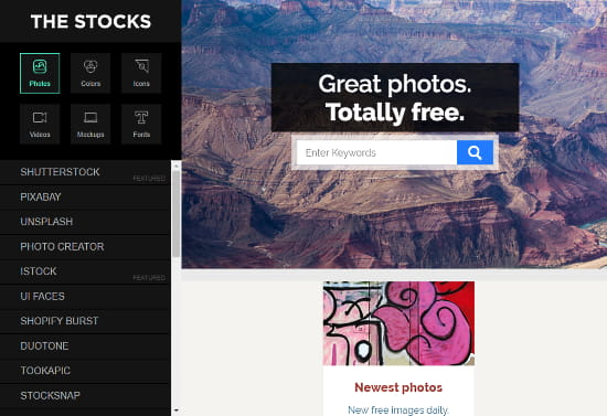 Free Stock Photo Search Engines