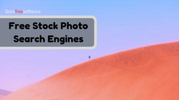 Free Stock Photo Search Engines to Find Royalty Free Stock Photos Online