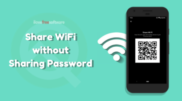 How To Share WiFi Without Sharing Password In Android Q?