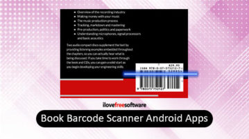 Book Barcode Scanner Android Apps