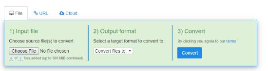 Convert EPUB to AZW3 Online