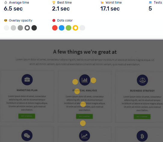 Free tool to Test Website Design Layout in One Click