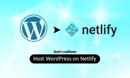 How to Host WordPress Website on Netlify Free