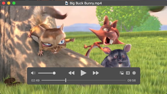 MAC Video Player with Dark Mode, Online streaming, PiP mode