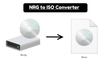 NRG to ISO Converter