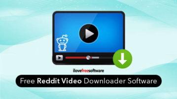 Reddit video downloader software