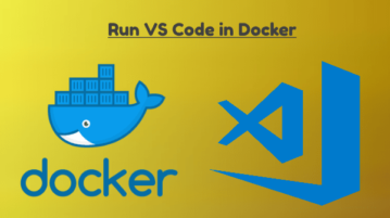 Run VS Code in Docker