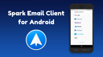 Spark Email Client for Android with Email Scheduling, Team Collaboration