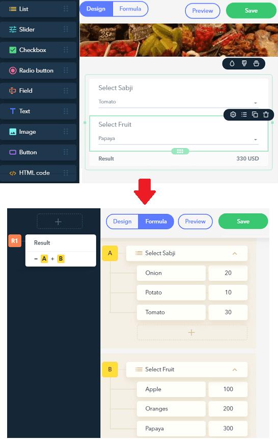 Ucalc create calculator from scratch