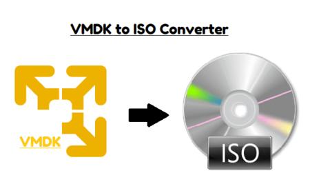 VMDK to ISO Converter