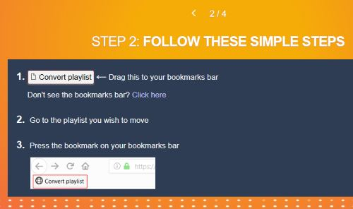 add bookmarklet to bookmarks bar