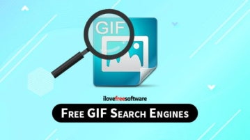 free gif search engines