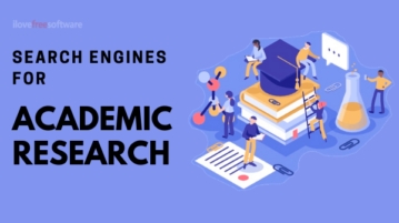 6 Free Search Engines for Academic Research